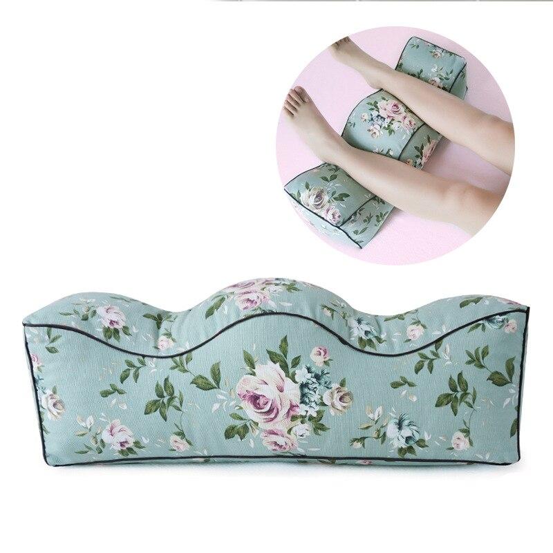 Almohadilla de lona de algodón almohadilla para pie de elevación almohadilla para pie almohadilla para dormir levantada pierna Clip pierna mujeres embarazadas almohadilla para el pie almohada