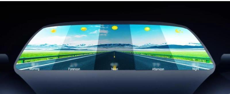 SUNICE 16%-60% VLT, cambio de color con radiación Solar, película fotocrómica para ventana, Anti-UV, Buliding de Hotel, 1,52*20 m, autoadhesivo