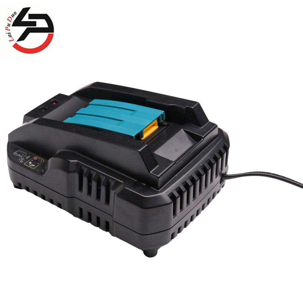 Batería eléctrica para Makita 4A BL1830 BL1430 BL1840 BL1850 BL1450 7,2 V 14,4 V 18V Li-ion cargador de batería
