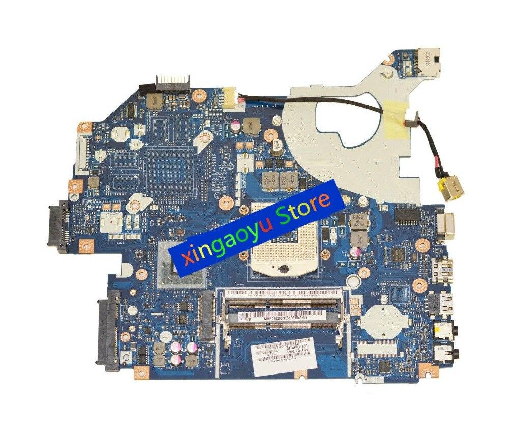 لشركة أيسر أسباير 5750 5750G 5755G كمبيوتر محمول اللوحة MB.R9702.003 P5WE0 LA-6901P MBR9702003 اللوحة HM65 DDR3