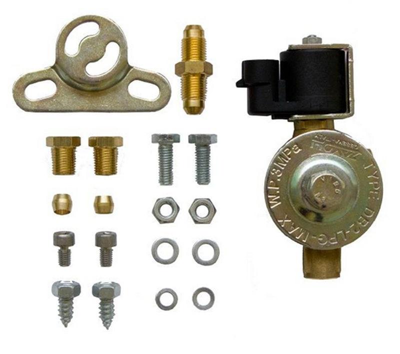 Propane LPG Solenoid Valve for LPG Sequential Injection Vaporizer