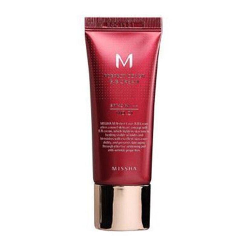 Крем MISSHA M perfectent, BB крем SPF42 #21 #23, отбеливающие кремы bb cc, телесный макияж, консилер, изоляционная косметика/основа Увлажняющая