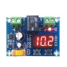 Module de protection   module de protection du tension cc, sortie de protection de la déconnexion à basse tension 6-60V en