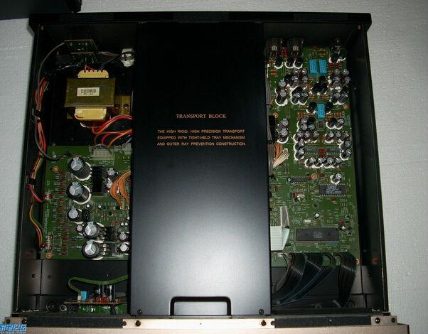 Reproductor de repuesto para Radio y CD LUXMAN D-7 D7, cabezal láser,...