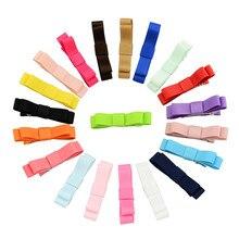 MIXIU-épingle à cheveux pour filles   20 pièces/ensemble de petites filles enfants Boutique, épingle à cheveux Barrette ruban, ornements pour chapeaux