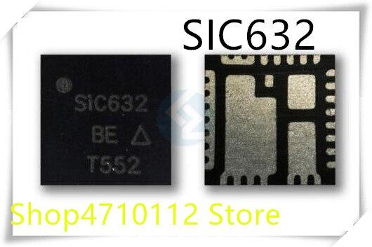 Nuevo 5 unids/lote SIC632CD-T1-GE3 SIC632CD SIC632 MLP55 IC