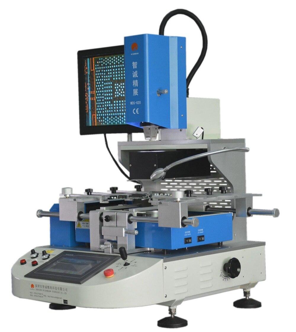 Máquina de reparación de BGA WDS-620 Estación de Soldadura automática para reparación...