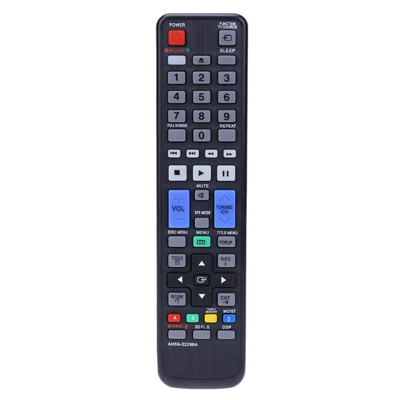 Replacement Remote Control for Samsung AH59-02298A TV for HTC-6600 Home Theater DVD HTC6500 HTC6500XAA