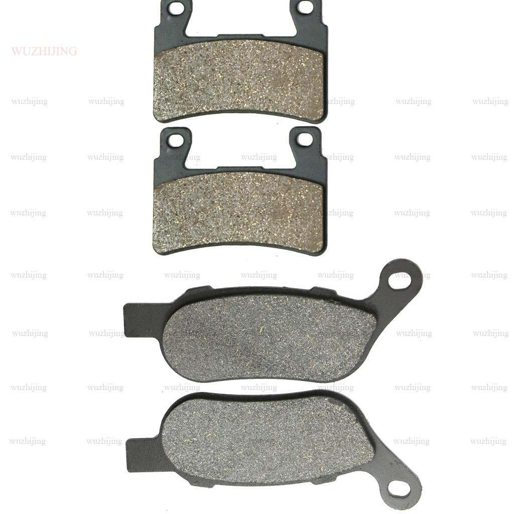 Pastilhas de freio conjunto apto para harley fl stn 1584 sotail deluxe (15) 1690 (15-16) fld 1584 switchback (15) fls frente traseira