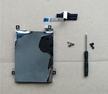 WZSM NEUE Für Lenovo Y700 Y700-15 Y700-17 Y700-15ISK SATA festplatte anschluss kabel + halter Halterung