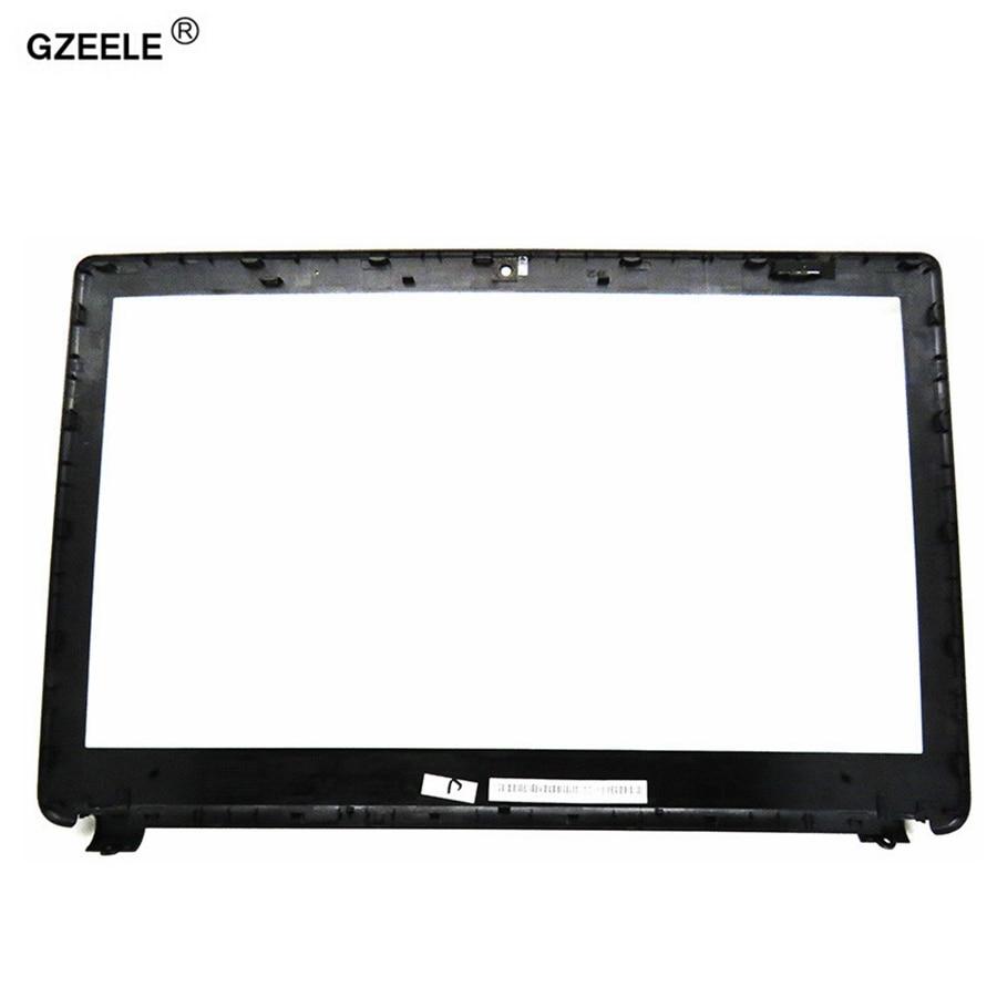 GZEELE LCD de ordenador portátil cubierta frontal tipo bisel para Acer Aspire E1-510 E1-530 E1-532 E1-570 E1-572 E1-572G E1-532G V5WE2 Z5WE1