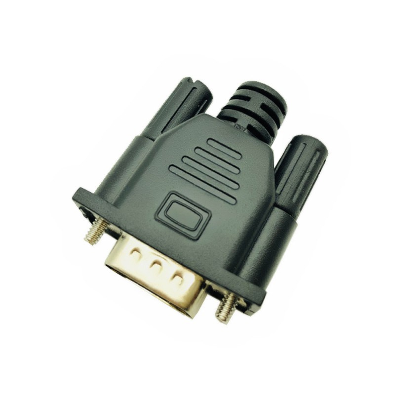 10pcs BTBcoin HDMI VGA Dummy Plug Virtual Display Emulator Adapter DDC Edid 1920x1080P For Video Card BTC Mining Miner Antminer
