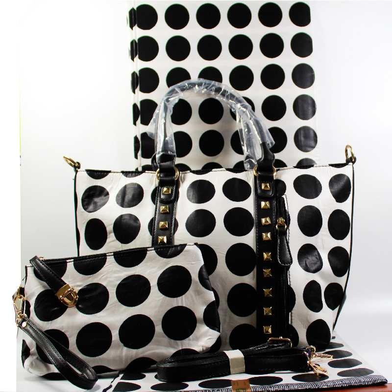 new African bags for women handbag high quality wax bag set match Ankara african wax print fabric for women dresses 6 yard/lot