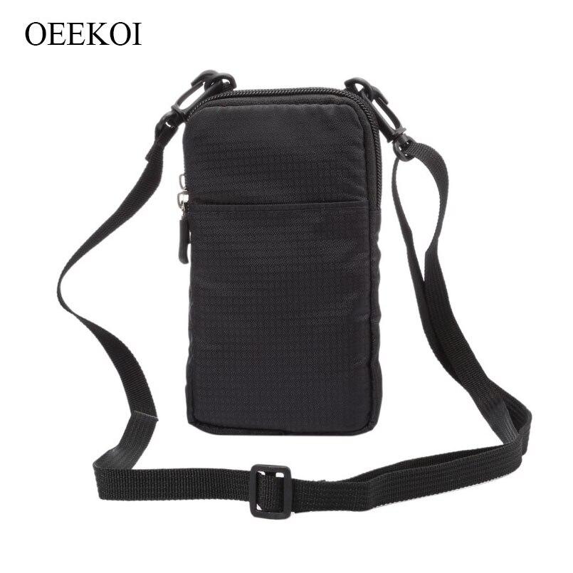 Oekoi multifunción Clip cinturón bolsa de deporte bolsa funda para Coolpad Roar 5/YotaPhone 3/Torino S2/Cool Play 6C/Note 5 Lite C/Cool M7