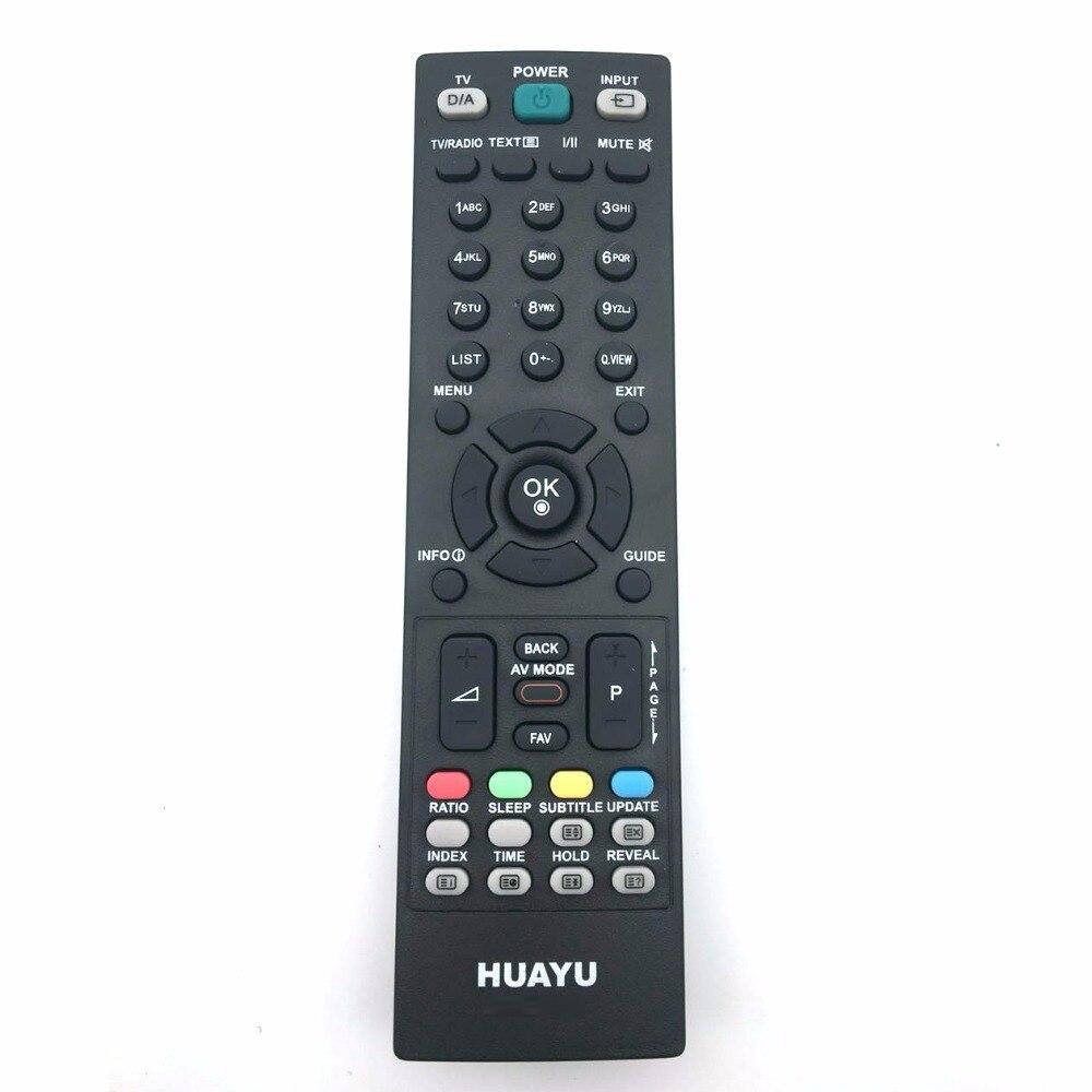 Control remoto adecuado para LG TV CONTROL remoto 26CS460S 26CS460T 32CS460 32CS460S 32CS460T 42CS460 42CS460S