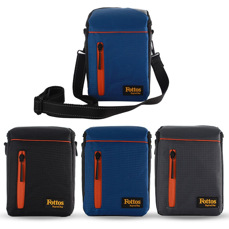 Caja de bolsa de cámara para Canon Powershot G1X SX1 M100 M10 M3 G5X G7X G9X para Sony DSC RX100II RX100IV RX100 M2 M3 M4 M5 V HX60
