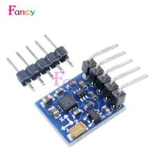 GY-271 HMC5883L 3 V-5 V Triple axe boussole magnétomètre Module de capteur pour Arduino