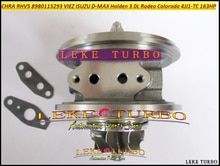 Free Ship Turbo Cartridge CHRA RHV5 8980115293 8980115295 8980115296 For HOLDEN Rodeo Colorado for ISUZU D-MAX 4JJ1T 4JJ1-T 3.0L