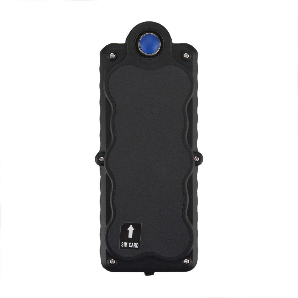 TK10 10000mAh batería IPX7 impermeable GPS Tracker para contenedor para vehículo con Super imán construido en movimiento Sensor localizador de coche
