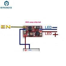 PHONEFIX Original ECC facile puce LED réparation tout problème de Charge pour tous les téléphones mobiles tablettes PCB IC problème