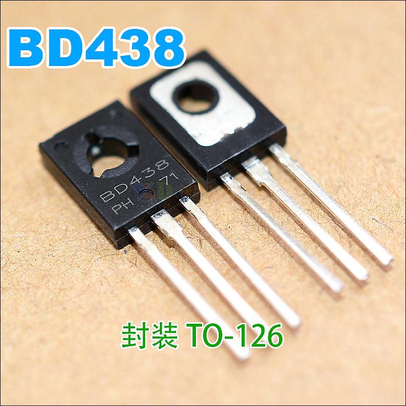BD438 PNP-126 45V 4A