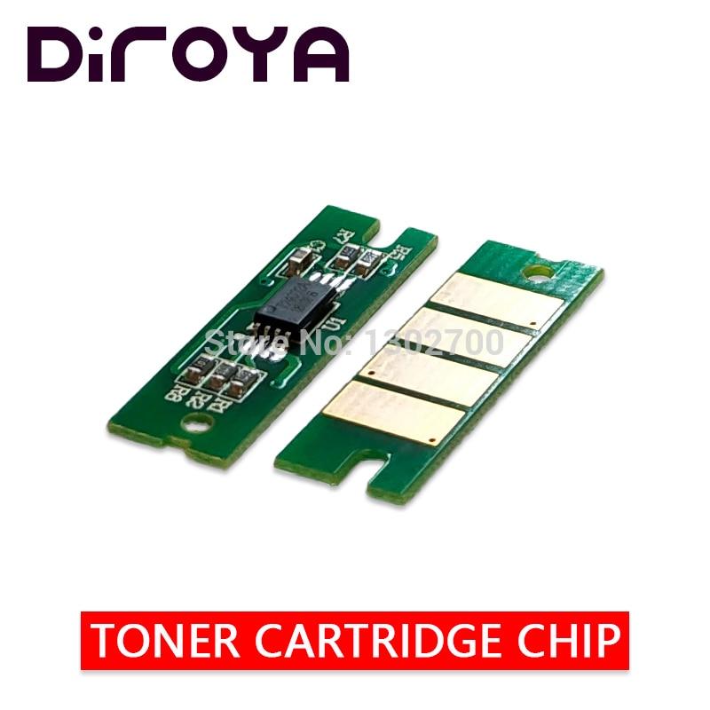 11 piezas 7 K SP-3710 3710X408284 Chip de cartucho de tóner para Ricoh AFICIO SP 3710SF 3710DN 3710 SP3710X SP3710DN SP3710SF SP-3710X SP-3710DN