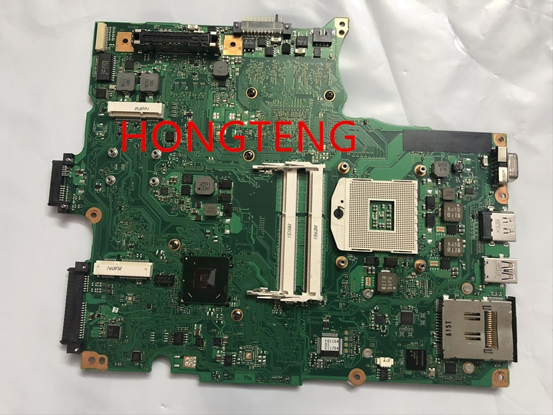 Original PARA Toshiba Tecra FAL5SY3 A3102 R850 Series LAPTOP Motherboard Teste OK frete grátis