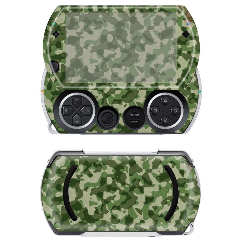 Бесплатная Прямая доставка торговая гарантия Suppolier полный корпус пользовательский игровой скин для Sony PSP Go skin # TN-PGO-102
