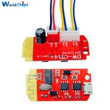 Dc 3.7V 5V 3W Digitale Audio Versterker Board Dubbele Dual Plaat Diy Bluetooth Luidspreker Modificatie Geluid Muziek module Micro Usb