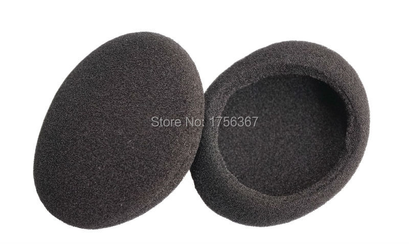 2 Pair Ear pads(earcups) replacement cover for Cyber Acoustics AC-100 AC-100R AC-100B AC-200R AC-204 AC-400MV headphones