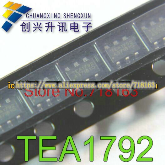 1 unids/lote TEA1792TS TEA1792 SOT23-6 en Stock