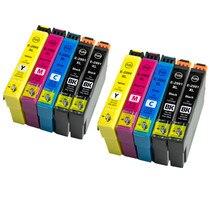 29XL T2991-T2994 cartouche dencre pour EPSON Expression accueil XP-235/XP-332/XP-335/XP-432/XP-435/XP-247/XP-442/XP-342/XP-345//
