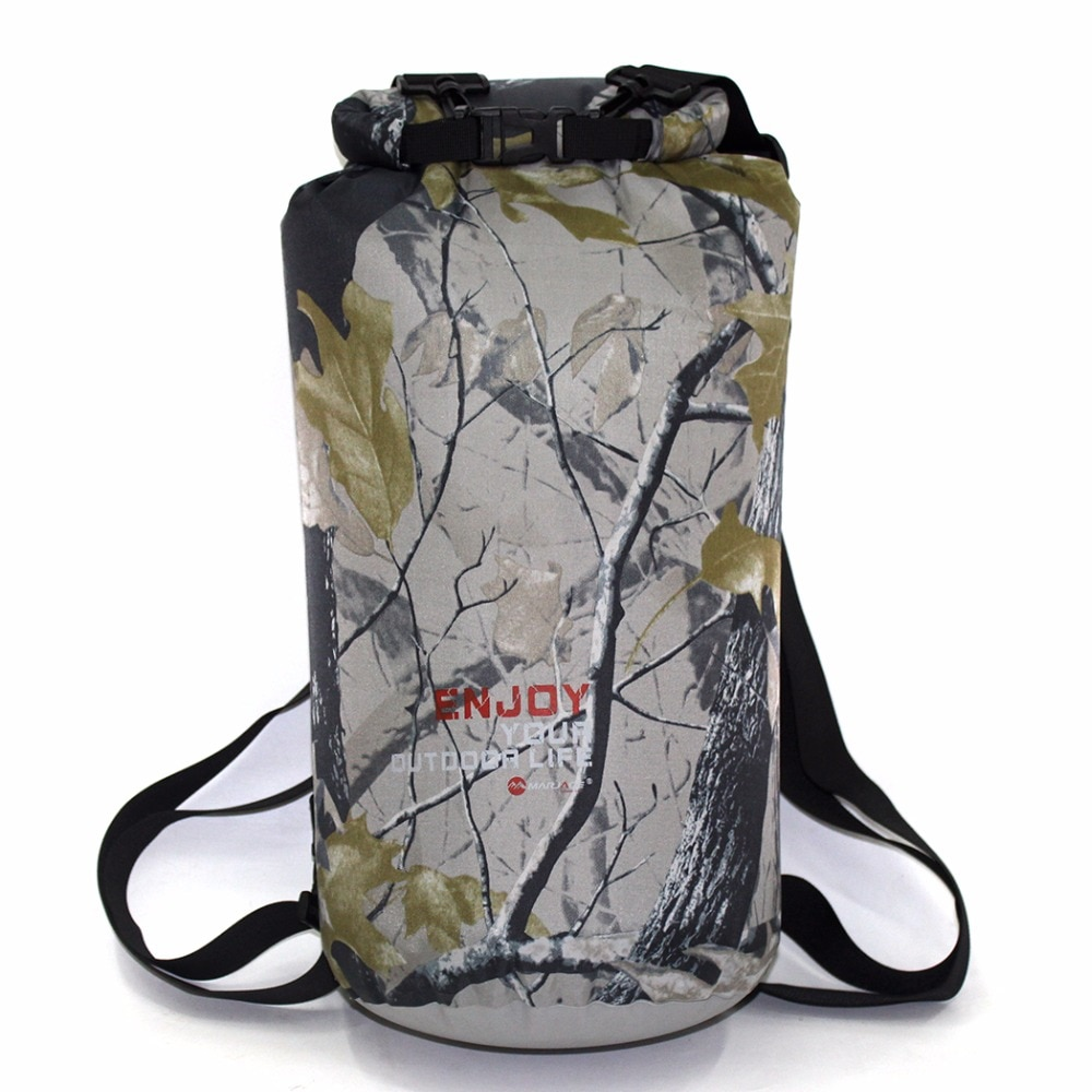 camouflage 20l sports ocean swimming water proof backpack bag for outdoor pvc waterproof dry pool impermeable bag backpack Camouflage 20L Sports Ocean Swimming Water Proof Backpack Bag For Outdoor PVC Waterproof Dry Pool Impermeable Bag Backpack