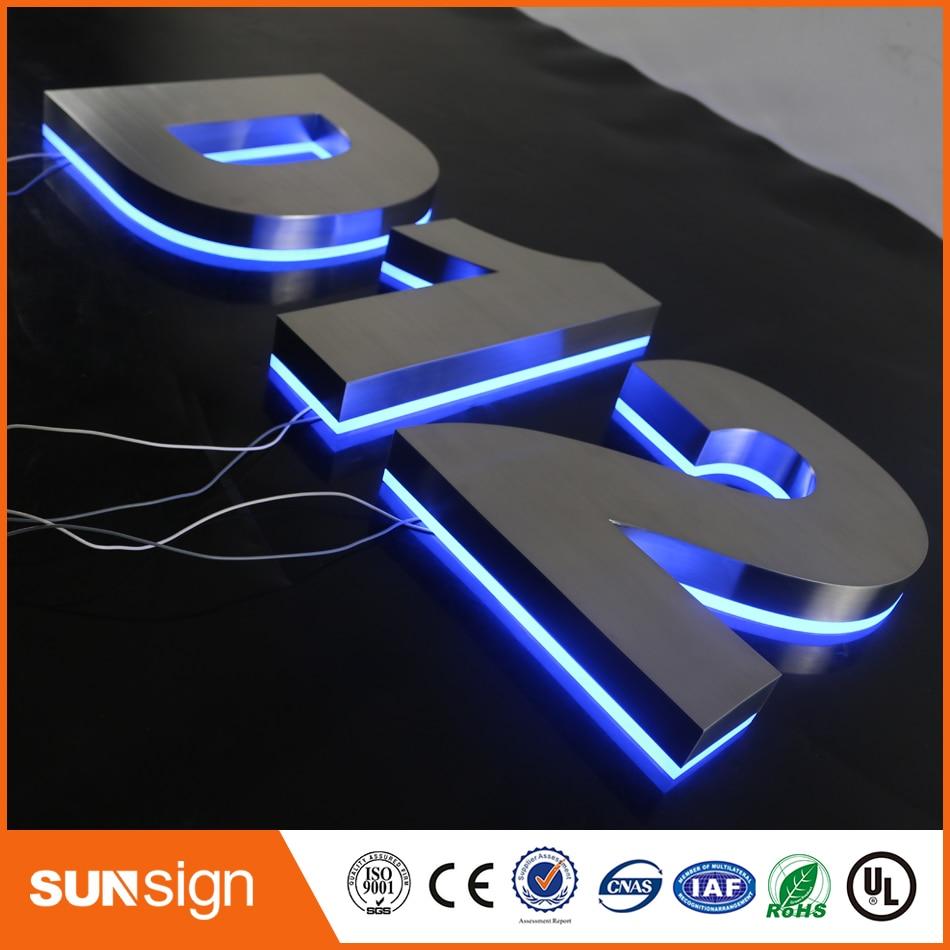 Solar doorplate light-operated led billboard lamp of house number