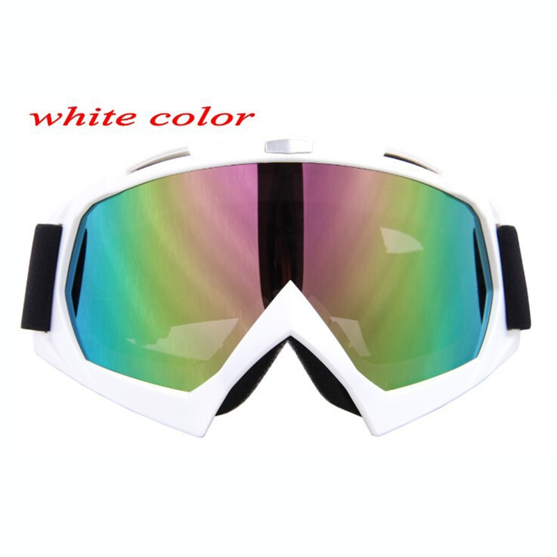 2016 NEW Ski Snowboard Snowmobile Motorcycle Goggles Off-Road Eyewear Colour Lens T815-7 blue hot snowboard off road racing glasses eyewear ski snowmobile atv dh skate goggles single lens clears