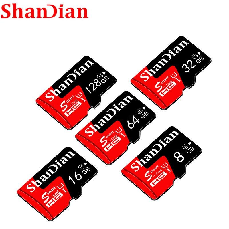 ¡Novedad! micro sd 128GB Clase 10 tarjeta micro SD 32GB 8GB 16GB 64GB tarjeta de memoria SD 4GB C6 tarjeta de memoria