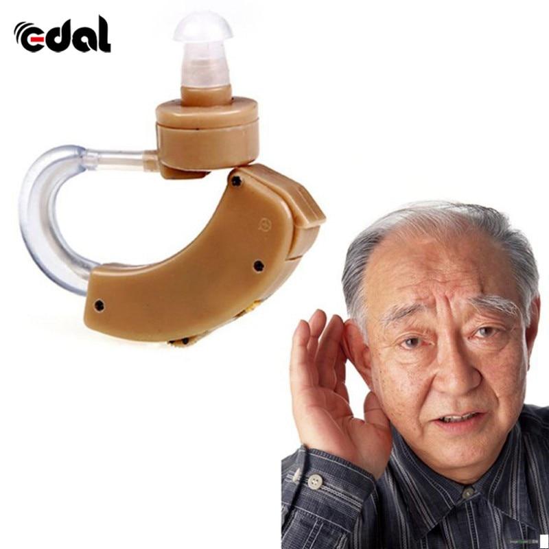 Audífonos portátiles de ayuda para el oído, audífonos de tono, Kit de ayuda detrás de la oreja, amplificador de sonido, dispositivo de sonido ajustable, tiempo limitado
