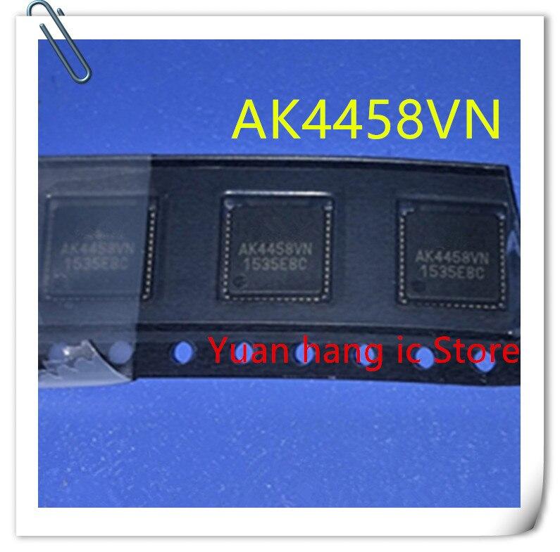 2 piezas AK4458VN AK4458VN-L AK4458 QFN48 nuevo Original