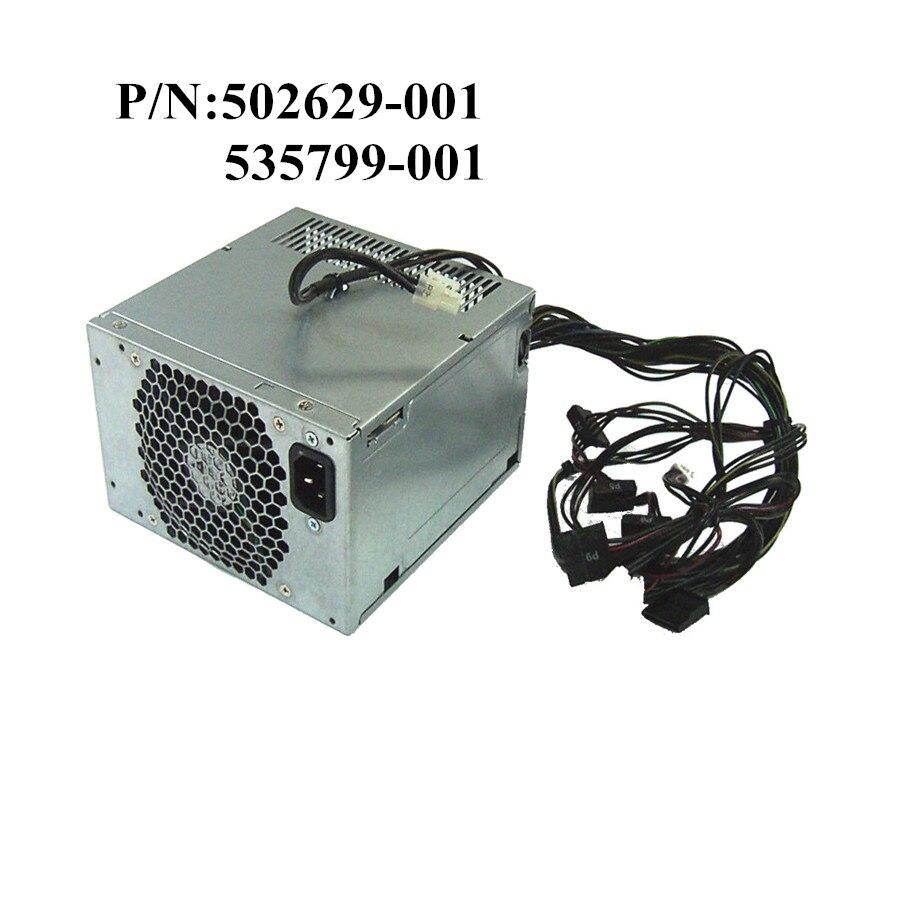 Original para hp z200 320 w desktop fonte de alimentação 502629-001 535799-001 DPS-320KB-1 100% embalagem segura