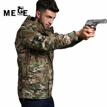 MEGE männer Windjacke, M65 UK US Angeln Jagd Kleidung, taktische Outdoor Windjacke Hoodies, Jaqueta Masculino Männer jacken
