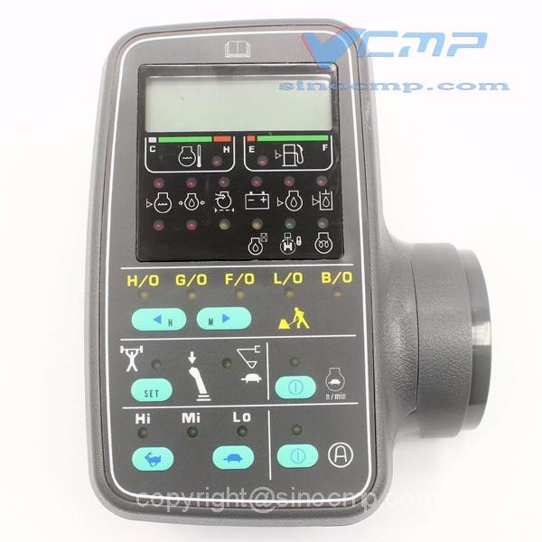 PC-6 6D102 PC220LC-6 PC100-6 PC120-6 Escavadeira Monitor ASSY 7834-71-6002 7834-71-6101