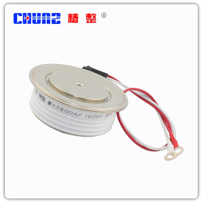 [BELLA] tiristor bidireccional plano convexo tipo KS600A1600V CHUNZ-