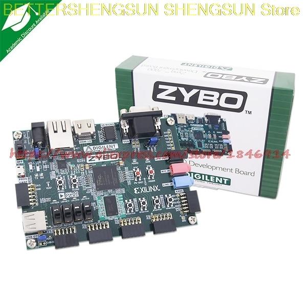 Zybo Zynq-7000 ARM/Xilinx FPGA Плата развития обучающая доска XUP Digilent