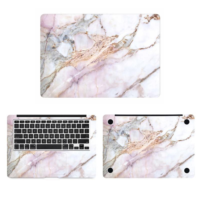 Мраморный чехол для Macbook Pro Air Retina 11 12 13 15 дюймов 17 HP Acer Mac Mi Surface