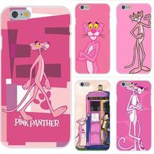 Phone Case Transparent Fundas Coque Cover For Huawei P7 P8 P9 P10 P20 P30 Lite Mini Plus Pro 2017 2018 2019 Pink Panther