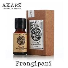 Frangipani ätherisches öl AKARZ marke Oiliness Kosmetik Kerze Seife Düfte, Die DIY odorant rohstoff Frangipani öl