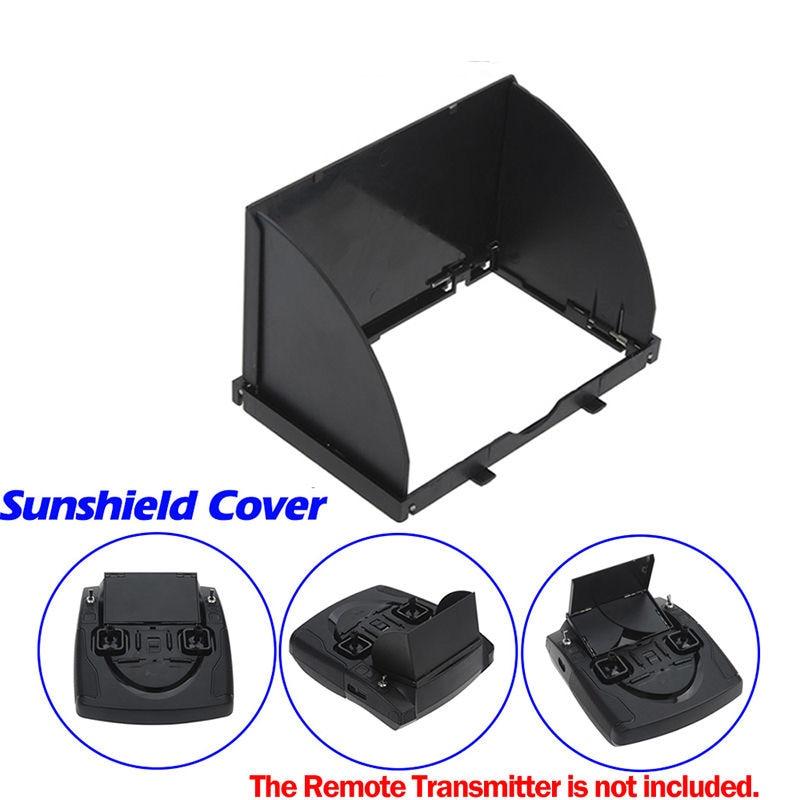 Parasol de control remoto Hubsan H501S H501A H109S H502S H107D, parasol FPV2 H901A, protector solar plegable