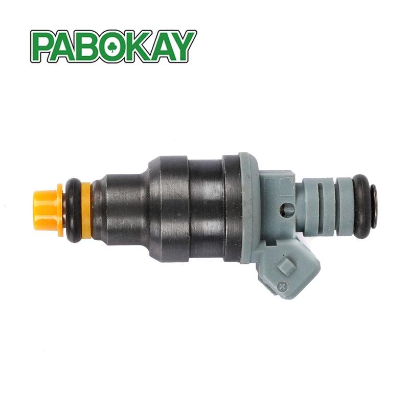 1 peça x para a marca genuína novo injector de combustível 1600cc 152lb/hr para mazda rx7 chevy 0280150842
