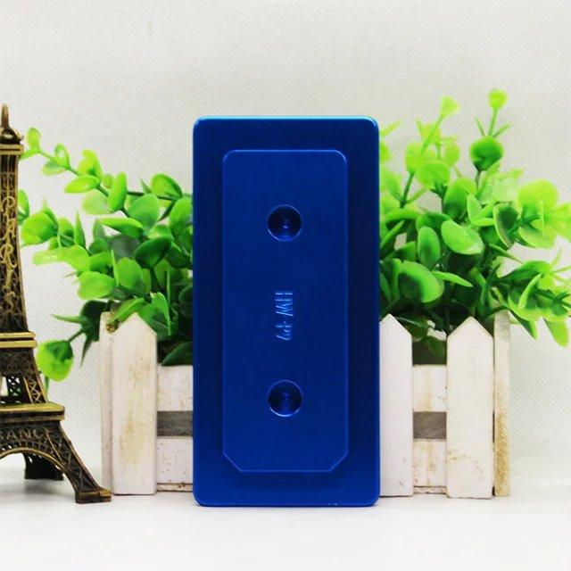 Para Huawei P9 3D molde de metal herramienta de calentamiento por sublimación plantillas para funda 3D