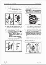 Hyster Klasse 3 Elektrische Motor Hand Repair Manuals 2013 (Html + Pdf)